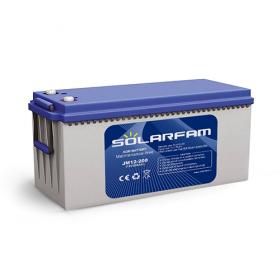 SOLARFAM 12V 200AH Lead-carbon BATTERY