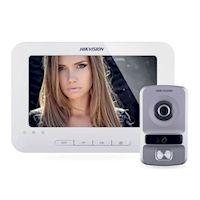 Hikvision DS-HIK-IP-INT-B complete set met Wit licht