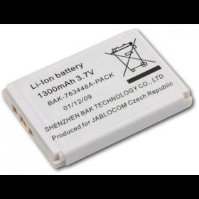 BAT EYE-02 Batterij voor de EYE-02, 1300MAh 3,7V