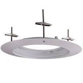 Hikvision DS-1241ZJ Plafond Inbouw Ring/Beugel voor Dome Camera voor oa DS-2CE56D8T-VPIT3ZE