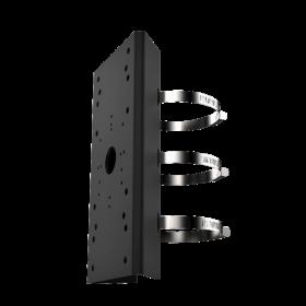 Hikvision DS-1275ZJ-SUS mastklem roestvrij staal zwart