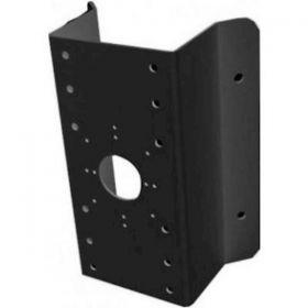 Hikvision DS-1276ZJ-SUS hoekmontage roestvrij staal, zwart