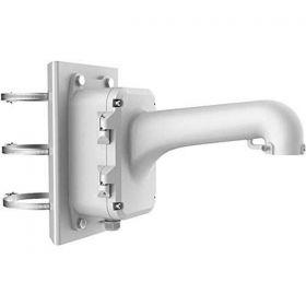 Hikvision DS-1604ZJ-BOX-POLE Wandbeugel met junctionbox en mastklem voor PTZ