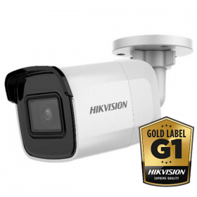 Hikvision Gold label DS-2CD2065FWD-I 6MP 4mm WDR Low Light 30m EXIR mini-bullet