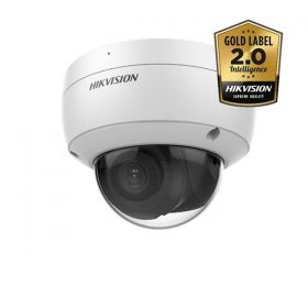 Hikvision Goldlabel 2.0 DS-2CD2146G2-I 4MP 4mm binnen dome 30m IR WDR Ultra Low Light