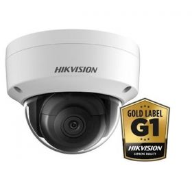 Hikvision Gold label DS-2CD2165FWD-IS 6MP 4MM Ultra Low Light Audio I/O Dome