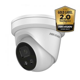 Hikvision Goldlabel 2.0 DS-2CD2346G2-I 4MP 2.8mm EXIR dome 30m IR WDR Ultra Low Light