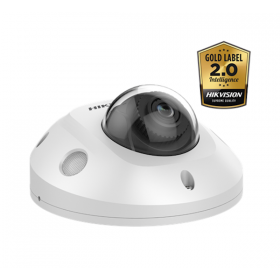 Hikvision Gold label 2.0 DS-2CD2526G2-I 4MM 2MP 30m IR WDR Mini Dome