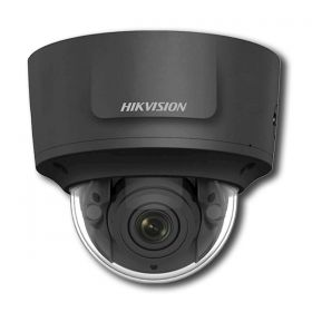 Hikvision DS-2CD2765FWD-IZS 6MP 2.8~12mm Zwart motorzoom 30m IR WDR xir Turret Varifocal