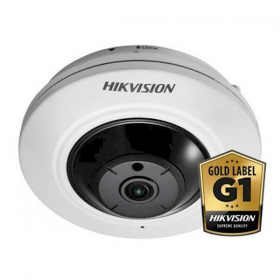 Hikvision Gold Label G1 DS-2CD2955FWD-IS 5MP IR I/O Fisheye
