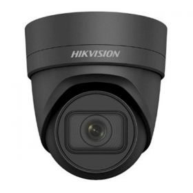 Hikvision DS-2CD2H85FWD-IZS 8MP 2.8~12mm Zwart motorzoom 30m IR WDR Exir Turret Varifocal