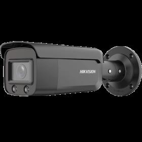 Hikvision DS-2CD2T27G1-L ColorVu Black 2MP IP Bullet 4mm 120dB WDR Zwart