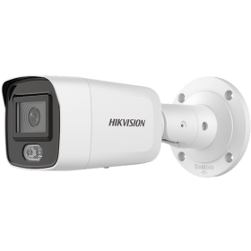 Hikvision DS-2CD3027G2-LS 2MP 4mm 3-line mini bullet Colorvu Audio alarm I/O Mic
