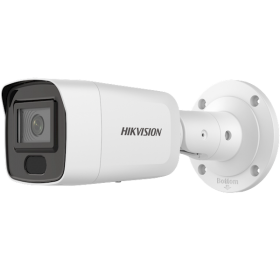 Hikvision DS-2CD3086G2-IS 8MP 2.8mm 3-line mini bullet Acusense Audio alarm I/O
