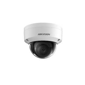 Hikvision DS-2CD3145G0-IS 4MP 4mm 3-line binnendome  Powered by Darkfighter