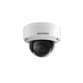Hikvision DS-2CD3185G0-IS 8MP 4mm 3-line binnendome Powered by Darkfighter