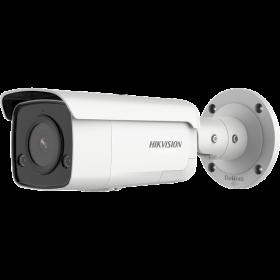 Hikvision DS-2CD3T26G2-ISU/SL 2MP 2.8mm 3-line bullet Acusense Microfoon en flitser