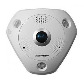Hikvision DS-2CD6365G0-IVS 6MP 1.27MM Fisheye IR IP66