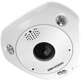 Hikvision DS-2CD6365G0E-IVS 6MP 1.27MM(B) 15m IR Fisheye IP66