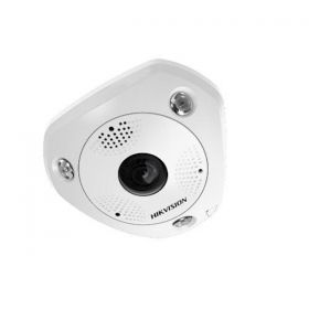 Hikvision DS-2CD63C5G0E-IVS 12MP 2MM (B) Fisheye  15m IR IP66