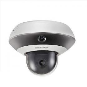 Hikvision DS-2PT3122IZ-DE3 2.8-12MM 2MP PanoVu Mini Series Network PTZ Camera
