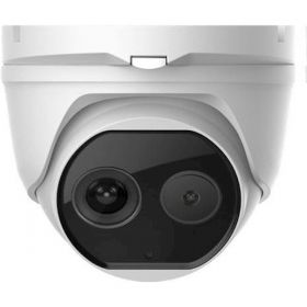 Hikvision DS-2TD1217-3/V1 DeepInView thermisch bi-spectrum dome 3.1mm