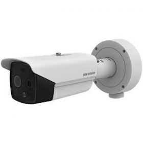 Hikvision DS-2TD2617-10/PAI Thermisch bi-spectrum bullet 9.7mm Strobe/Audio