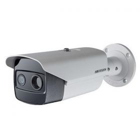 Hikvision DS-2TD2636-10 thermisch bi-spectrum Bullet 10mm