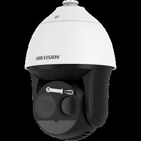 Hikvision DS-2TD4136T-9 Thermografisch + Optische Bi-spectrum PTZ 9mm