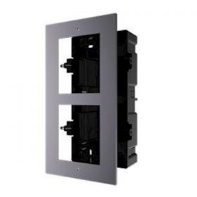 Hikvision DS-KD-AFC2 modulaire intercom inbouwframe 2 hoog 2 modules