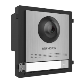 Hikvision DS-KD8003-IME1/S modulaire intercom cameramodule RVS met beldrukker