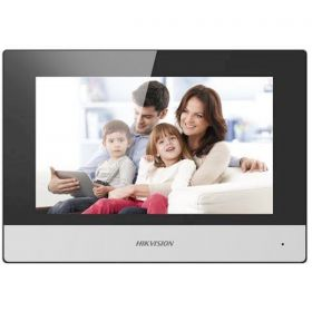 Hikvision DS-KH6320-WTE 7-inch binnenpost modulaire intercom met wifi basic