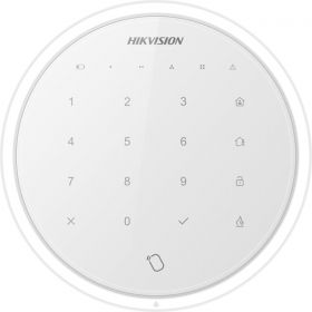 Hikvision DS-PKA-WLM draadloos codebedienpaneel