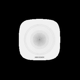 Hikvision DS-PS1-I-WE AxPro draadloze binnen sirene