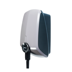EVBOX ELVI CAR CHARGER 11KW WALL MOUNTED + CABLE 4M TYPE 2 laadpaal