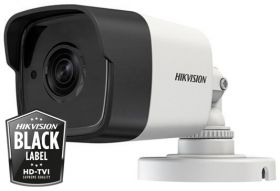Hikvision Black Label DS-2CE16H5T-ITE 5MP Low Light 2.8mm 20m EXIR Power over Coax