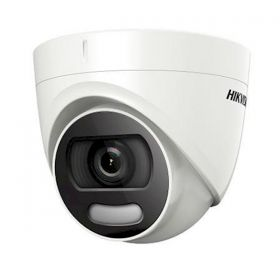 Hikvision DS-2CE72DFT-F 2MP ColorVu Dome 3.6mm 20m IR HD-TVI