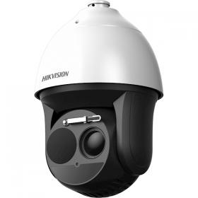 Hikvision DS-2TD4136-50 Thermische met Optische Bi-spectrum PTZ 50mm thermische lens