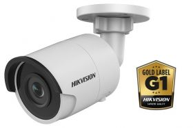 Hikvision Gold Label G1 DS-2CD2085FWD-I 4K 8mp 4mm 30m IR WDR 2 line mini-bullet