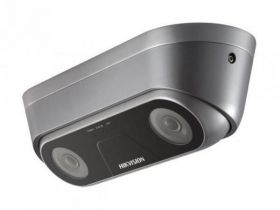IDS-2CD6810F-IV/C 2.8MM Outdoor Dual-Lens People Counting Camera