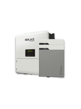 SOLAX STORAGE KIT-11,6KWH BATTERY-5KW INVERTER-3 FASE