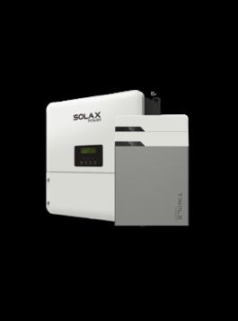 SOLAX STORAGE KIT-5,8KWH-3,6KW-RETROFIT