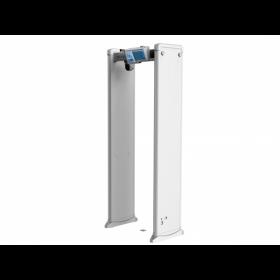 Hikvision ISD-SMG318LT-F Covid-19 metalen poort met temperatuur meting