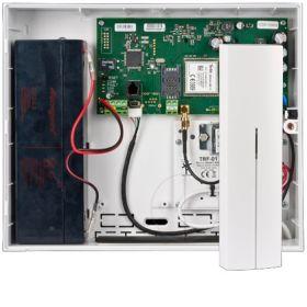 Jablotron JA-101KR-LAN Centrale met GSM&LAN & RF inclusief radio module