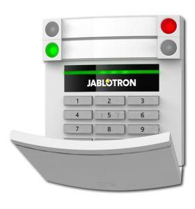 Jablotron JA-113E Bus codebedienpaneel met RFID en toetsen