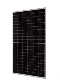 JA Solar 325W Mono PERC Half-Cell (zilver frame / met lange kable)