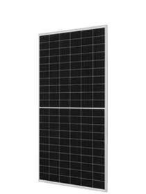 JA Solar 345W Mono MBB PERC Half-Cell (zilver frame / met lange kabel)