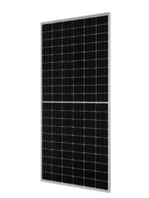 JA Solar 375W Mono MBB PERC Half-Cell (zilver frame / met lange kabel) MC4