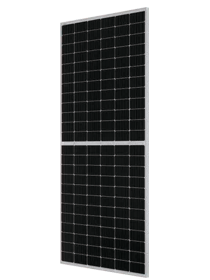 Ja Solar 380W Mono MBB PERC Half-Cell (zilver frame / small) MC4