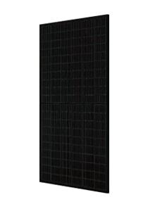 Ja Solar 360W Mono MBB PERC Half-Cell All Black MC4 (Frame small)